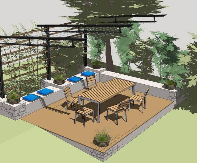 projekte rudorf sch ne g rten gartenplanung. Black Bedroom Furniture Sets. Home Design Ideas